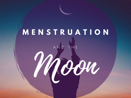 How Your Menstrual Cycle Aligns with the Moon