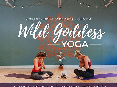 Wild Goddess Yoga Six Class Package