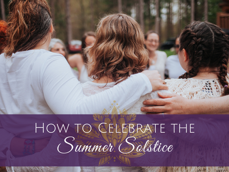 Happy Summer Solstice!