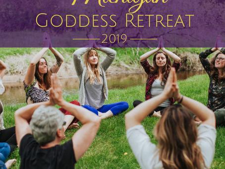 Announcing the 2019 Michigan Goddess Retreat