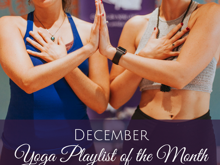 December Yoga Playlist of the Month