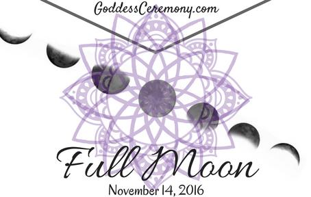 Super Moon >>Full Moon<< November 2016