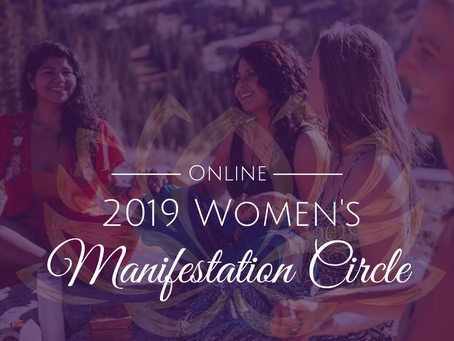 New Year's Online Goddess Gathering for 2019