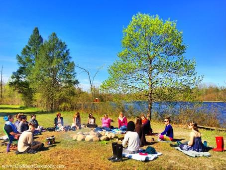 Photos from Michigan Goddess Retreat - May 2016