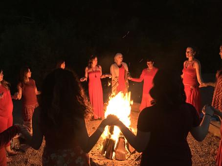 Photos from Utah Goddess Retreat Sept 9-11