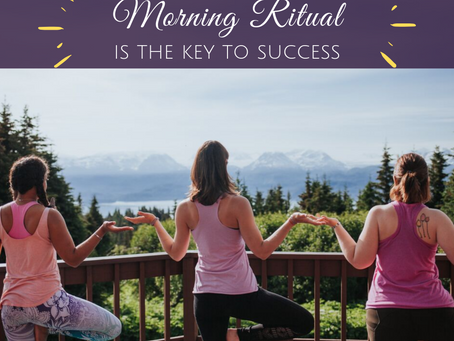 Morning Ritual is the Key to Success with Special Guest Hailey Meadow
