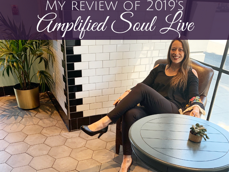 My Review of the Amplified Soul Live Event in LA February 2019