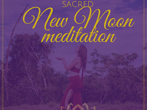 New Moon Meditation Download