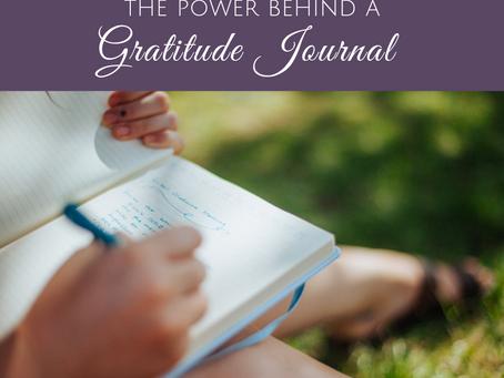 Creating a Gratitude Journal