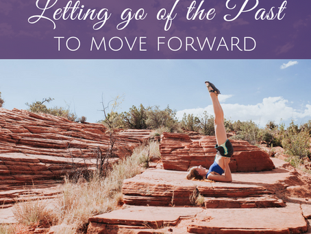 Letting Go of the Past to Move Forward