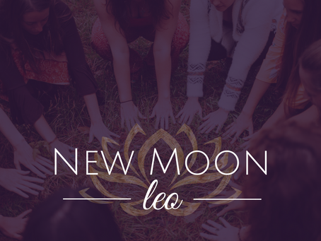 New Moon in Leo August 2018 - Permission to Rise