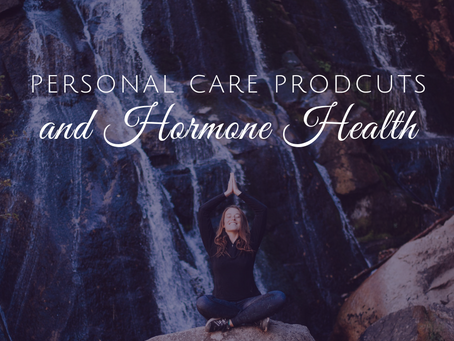 Upgrade Your Personal Care Products, Upgrade Your Health