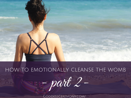 3 Ways to Clear Emotions and Pain From the Womb