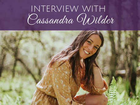 Interview with Cassandra Wilder ~ GoddessCeremony Creatrix