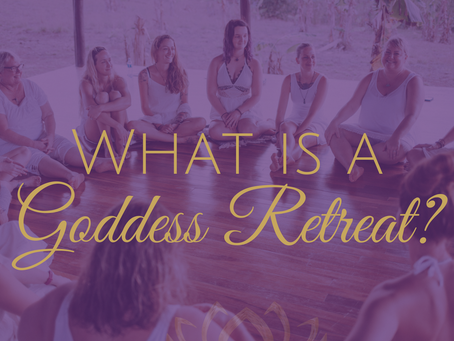 What is a Goddess Retreat?