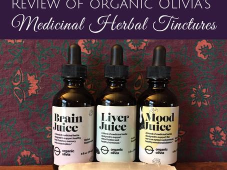 Medicinal Herbal Tinctures Review