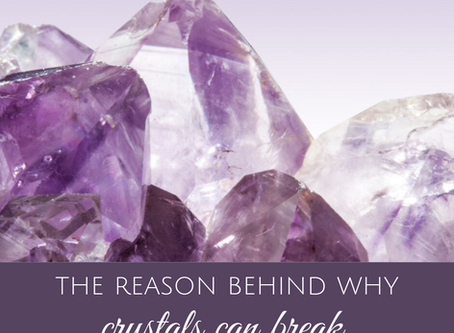 Why Crystals Break Sometimes