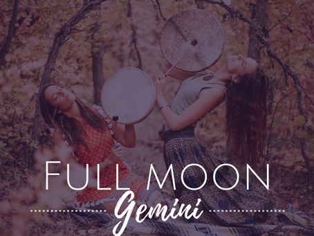 Full Moon in Gemini November 2018 - Authenticity is Calling
