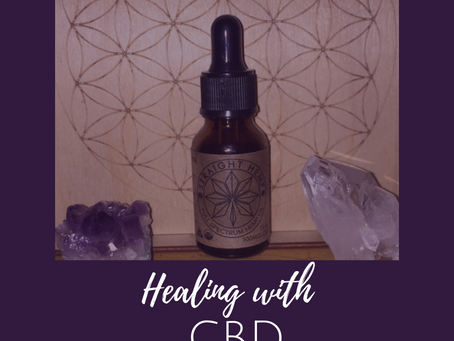 Healing with CBD and Plants