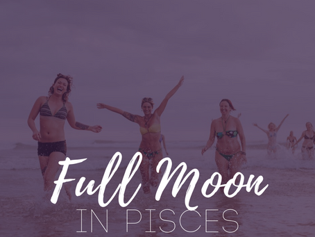 Full Moon in Pisces September 2019 - A New Season Of Healing