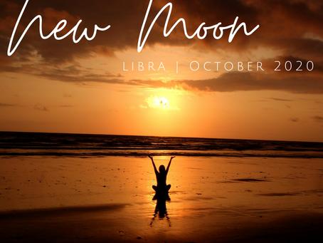 New Moon in Libra October 2020: Big Balancing