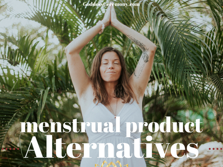 5 Alternatives to Regular Pads and Tampons