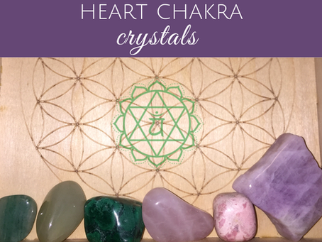 Crystals for the Heart Chakra