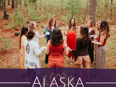 Moon and Woman Workshop in Homer, AK August 2018