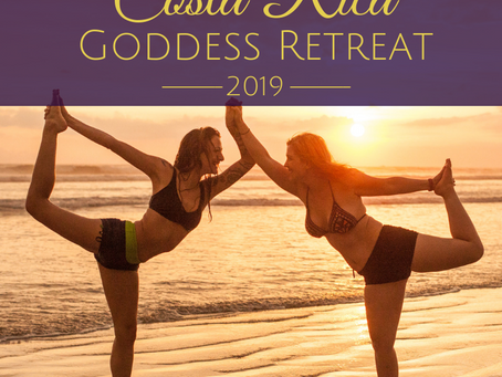 6 Reasons to Join Us for our 2019 Costa Rica Goddess Retreat