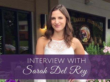 Interview with Sarah Del Rey - GoddessCeremony Sister Support