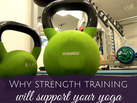 Why Strength Training Might Be the Key to Your Yoga Practice