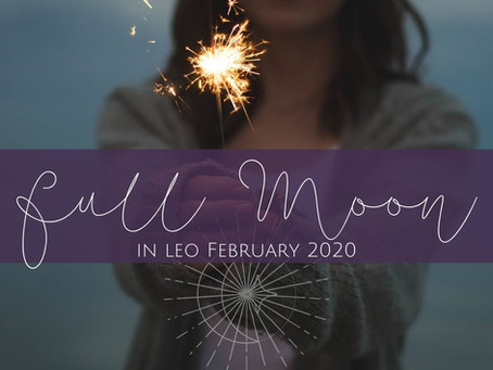 Full Moon in Leo February 2020 - The Wild Party