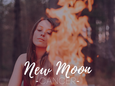 New Moon in Cancer and Solar Eclipse ~ Recognizing the Shadow