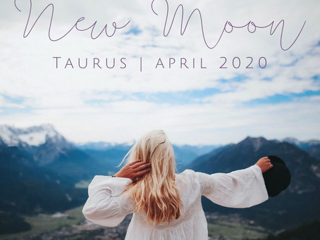 New Moon in Taurus April 2020: Mass Awakening