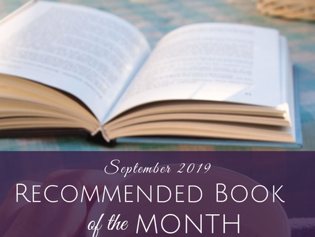 Recommended Book of the Month: To Be A Man