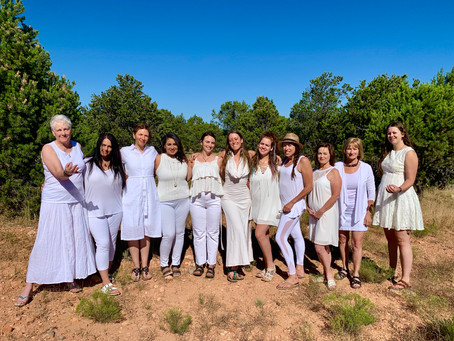 Photos from the August 2019 Utah Goddess Retreat