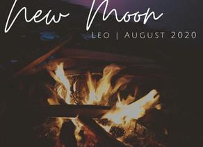 New Moon in Leo August 2020: Fiery Freedom