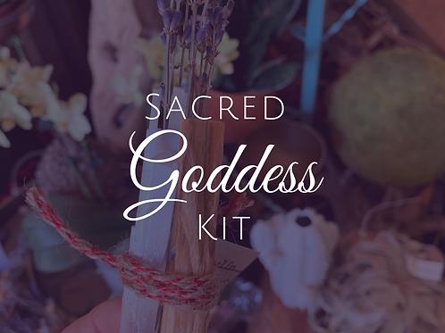 Sacred Goddess Starter Kit