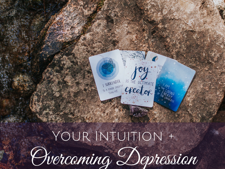 Using Your Intuition to Beat Depression