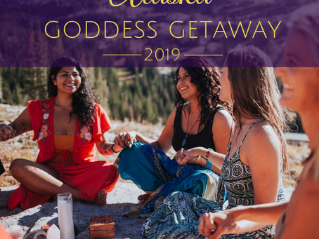 Announcing our 2019 Goddess Getaway in Homer Alaska