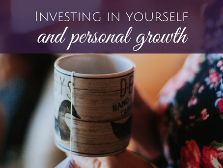 Personal Growth and Investing in Yourself