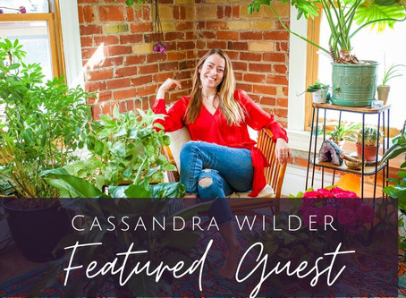 Cassandra Wilder Featured on 3 New Podcasts!