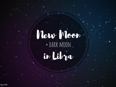 New Moon / Black Moon Sept 30, 2016
