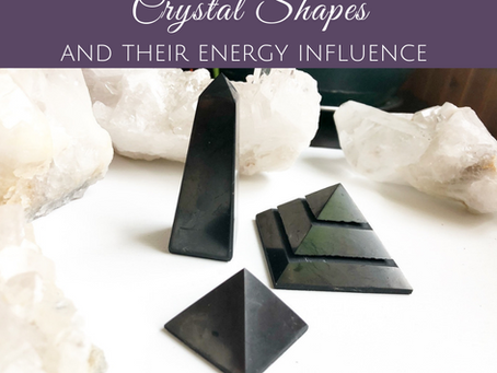 Crystal Shapes and their Energy Influences