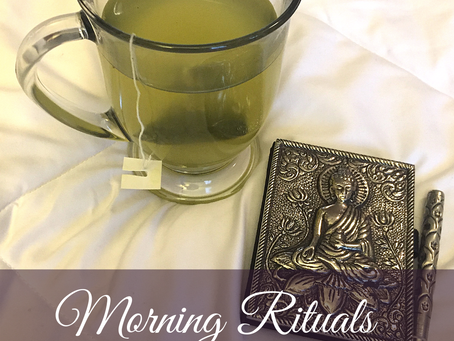 Great Rising Goddess Morning Routines