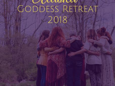 Sacred Women's Yoga Retreat in Alaska 2018