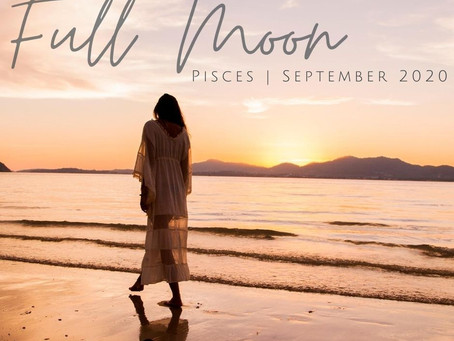 Full Moon in Pisces September 2020: Dreamy Dance