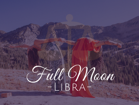 Full Moon in Libra April 2019 - Balance and New Beginnings