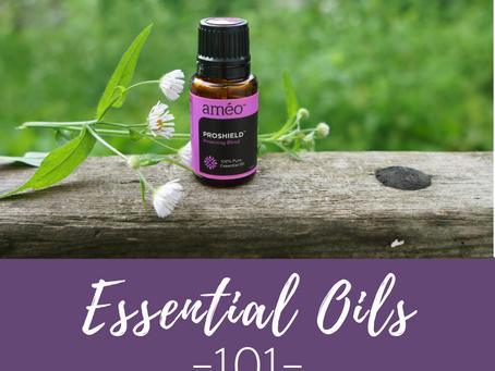 The Wisdom of Essential Oils 101
