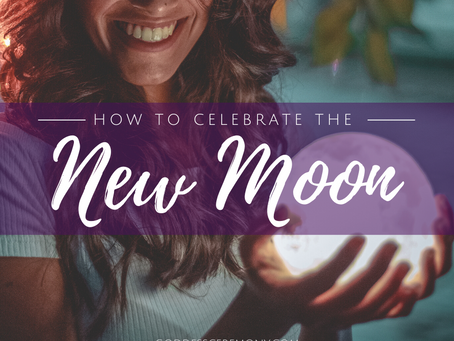 How to Celebrate the New Moon and 6 Powerful Moon Rituals